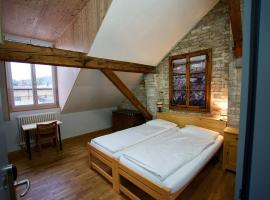 A picture of the hotel: Depot 195 - Hostel Winterthur