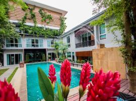 Hotel Photo: Baan Tamnak