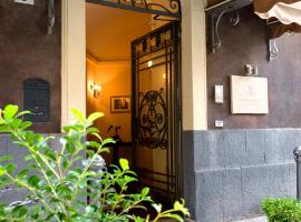 Hotel fotoğraf: Hotel Manganelli Palace