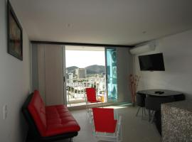 Hotel photo: Apartamento con Piscina El Rodadero