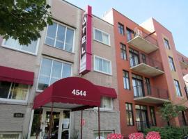 Hotel near Montreal