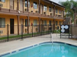 A picture of the hotel: Best Economy Inn & Suites