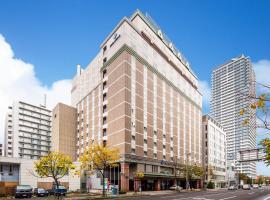 Hotel photo: HOTEL MYSTAYS Sapporo Aspen