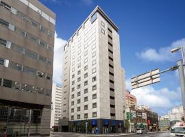 Hotel photo: HOTEL MYSTAYS Sapporo Station