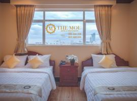 A picture of the hotel: The Mou Hotel