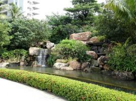 Hotel photo: Lingshui Zhongxin Xiangshuiwan Apartment