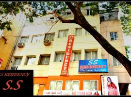 A picture of the hotel: S S Residency Sr Nagar Bangalore