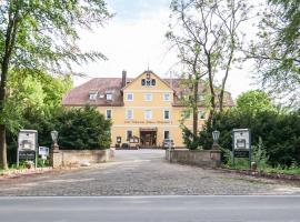 Ξενοδοχείο φωτογραφία: Schlosshotel Wilhelmsthal