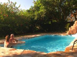 Hotel near Entebbe