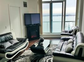 A picture of the hotel: Beautiful Lake View Modern Suite