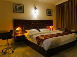 Hotel near Sahab district