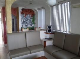 Hotel photo: Fraccionamiento Nautico Chairel