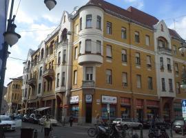 Hotel near Seghedino