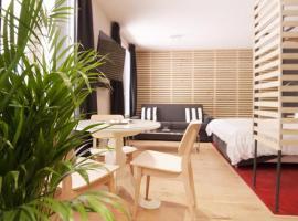 Hotel near Liège