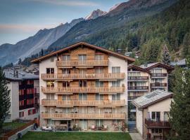 Hotel Photo: Matterhorngruss Apartments