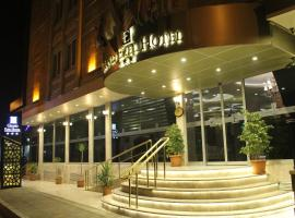A picture of the hotel: Grand Ezel Hotel