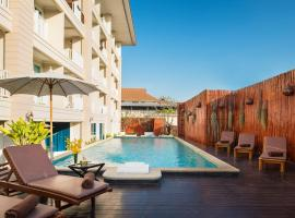 A picture of the hotel: New Horton Hotel Hua Hin