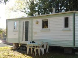Hotel foto: Mobil Home Camping La Perle Fourneaux