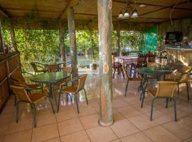 Hotel photo: Njovu Park Lodge