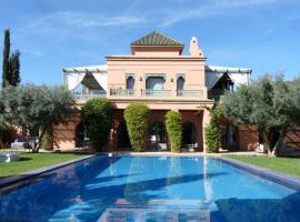Hotel photo: Villa Palmeraie