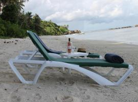 Hotel photo: Beach House at Anse Forbans