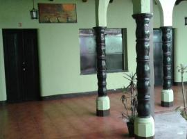 Gambaran Hotel: Hostal El Angel