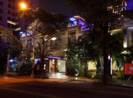 Hotel photo: Jane Eyre Motel - Huilai Branch