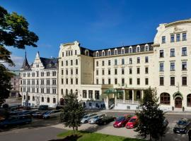 A picture of the hotel: Clarion Grandhotel Zlaty Lev