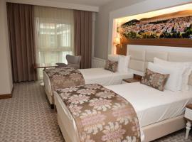 酒店照片: Tuna Otel Rezi̇dans