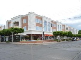 Hotel near Columbia