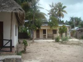 酒店照片: Nungwi Saturn Beach Bungalows