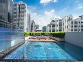 Hotel photo: Citadines Sukhumvit 23 Bangkok