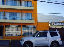 Hotel near Iquique