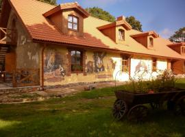 A picture of the hotel: Kuldkaru Manor