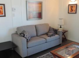 Hotel photo: Les appartements du Vieil Édifice 372 rue St-Jean