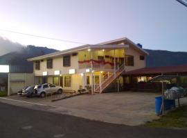 Hotel near Costa Rica