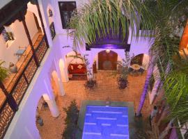 Hotel photo: Riad Ghali Restaurant & SPA