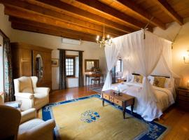 Hotel photo: Tulbagh Country Guest House - Cape Dutch Quarters