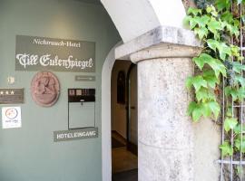 Hotel photo: Hotel Till Eulenspiegel - Nichtrauchhotel -