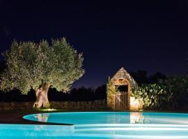 Хотел снимка: Trulli&Stelle B&B