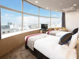 Hotel photo: HOTEL MYSTAYS Tachikawa