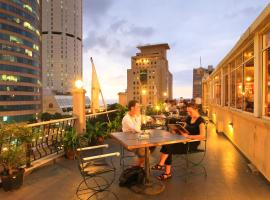 A picture of the hotel: Yoho Colombo City Hotels