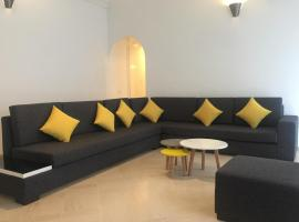 Hotel photo: Bel appartement s+1 Lac de Tunis