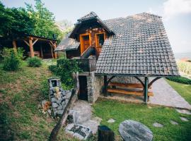 Hotel photo: Vineyard Cottage Rataj