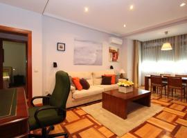 Hotel photo: Apartamento Reina Cristina Deco