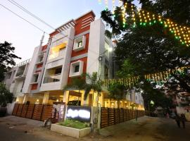 A picture of the hotel: Sreedevi Residency
