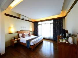 A picture of the hotel: The Thingaha Nay Pyi Taw