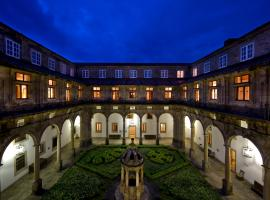 A picture of the hotel: Parador de Santiago - Hostal Reis Catolicos