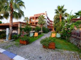 Hotel near Turki