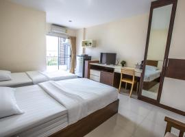 A picture of the hotel: Central Place Serviced Apartment